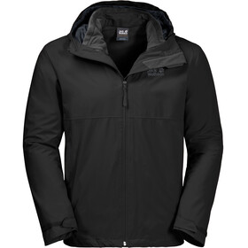 Jack Wolfskin Norrland 3In1 Jacket Men black